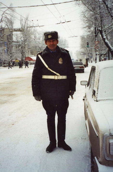 Would this officer in Kyrgyzstan have been charged with reporting my death to the US Embassy?
