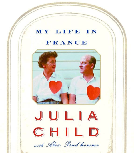"Cover of ""My Life in France"" by Julia Child"