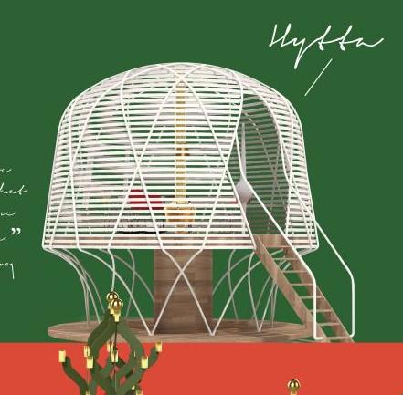 """""""Hytta"""" Tree House"""