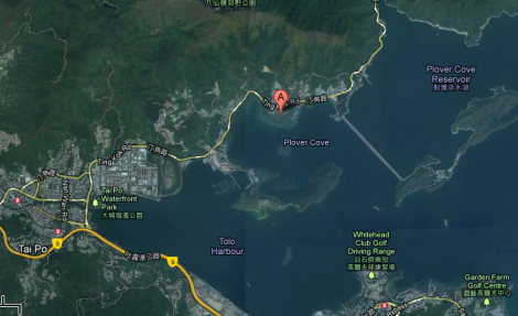 Click through to Google location map of the very nearby Tai Mei Tuk BBQ King