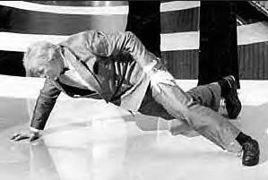 Jack Palance push-up