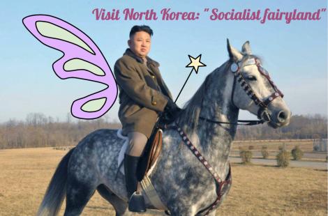 "North Korea: Kim Jong Un's ""Socialist Fairyland"""