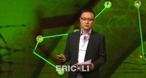 Eric Li Ted Talk