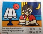 Pei Pa Koa for overwork