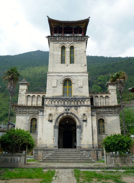 Cizhong Catholic church _ expatlingo.com