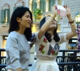 Toursits in The Venetian Macau _ expatlingo.com