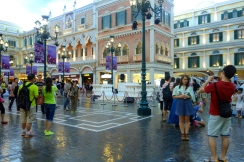 Interior of The Venetian Macau _ expatlingo.com