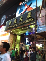 Chungking Mansions exterior
