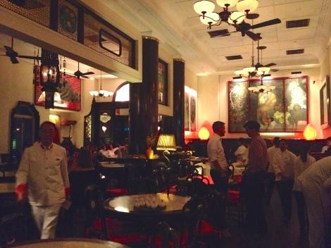 Interior of The China Club dining room _ expatlingo.com