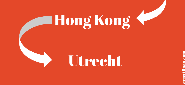 Hong Kong to Utrecht featured image _ expatlingo.com