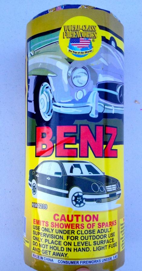 """Benz"""
