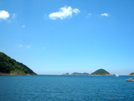 Junk boat trip view _ expatlingo.com