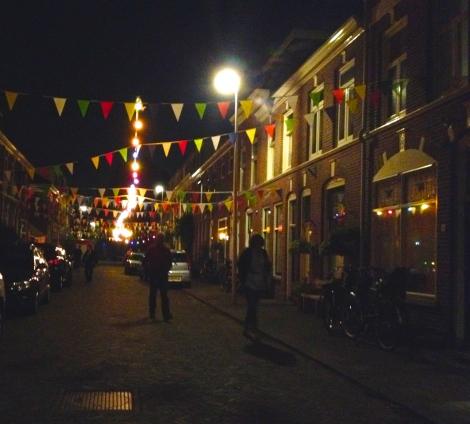 Street decorations Utrecht _ expatlingo.com