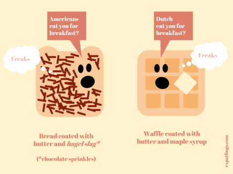 Dutch American breakfast comic _ expatlingo.com