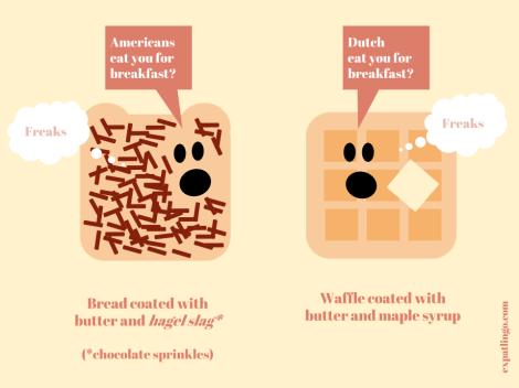 Dutch American breakfast comic _ expatlingo.com