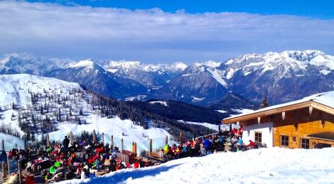 Alpbachtal spring skiing _ expatlingo.com