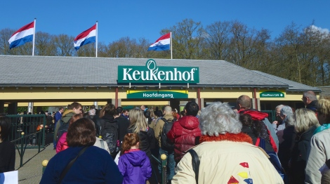Keukenhof entrance _ expatlingo.com