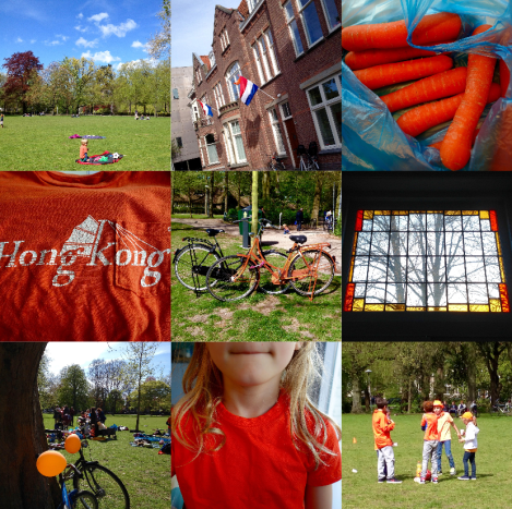 King's Day Orange