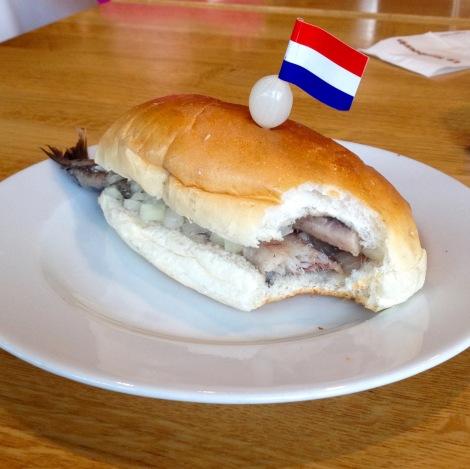 Herring sandwich _ expatlingo.com