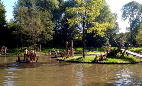 Water play park in Utrecht _ expatlingo.com