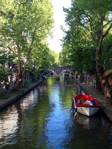 Utrecht's Nieuwe Gracht