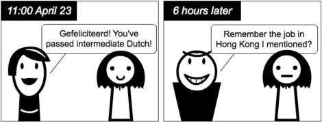 Expat life comic, languages, moving _ expatlingo.com