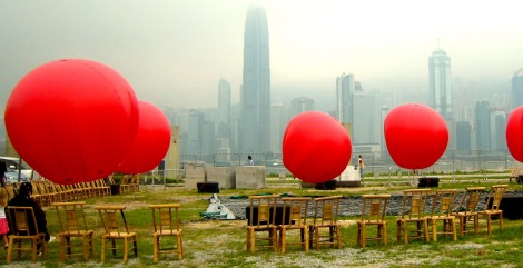 Hong Kong from W. Kowloon _ expatlingo.com