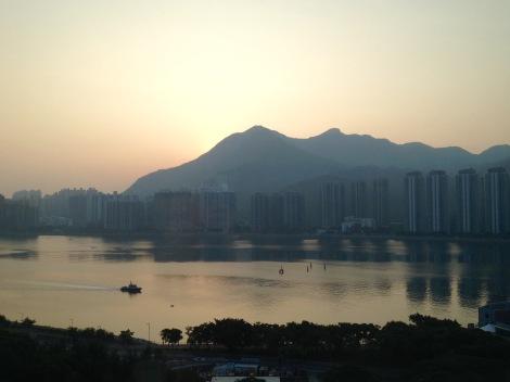 View of Ma On Shan from Ma Liu Shui_Hong Kong_New Territories_expatlingo.com