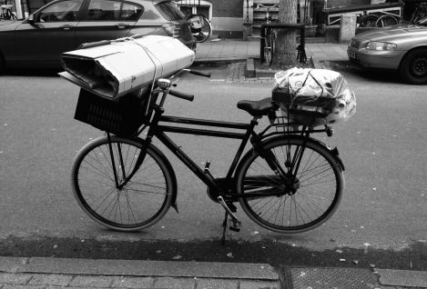Recycling by bike _ expatlingo.com