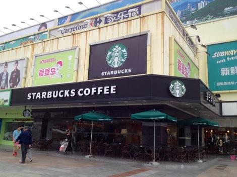 Starbucks in Zhuhai _ expatlingo.com