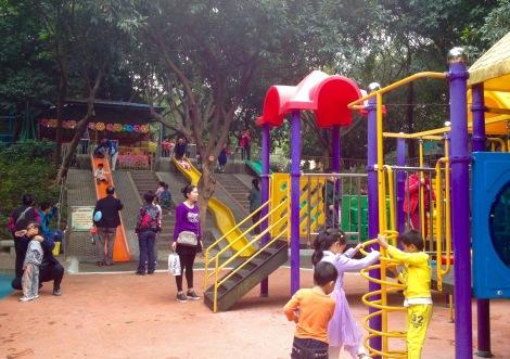 Playground in Zhuhai _ expatlingo.com