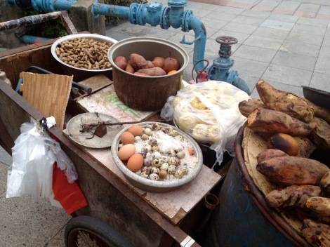 Winter street food in Zhuhai _ expatlingo.com