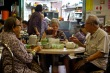 I study Cantonese to listen in on whatever they're chatting about. (Photo credit to my mom, Linda Brown.)